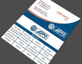Nro 39 kilpailuun Design a Logo and Business Cards for Truck & Trailer Repair Company käyttäjältä Atiqrtj