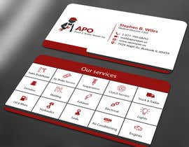 #36 for Design a Logo and Business Cards for Truck & Trailer Repair Company by ALLHAJJ17