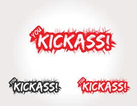 "Cbox9 tarafından Design a Logo for ""You Kick Ass"" için no 47"