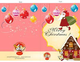 #11 cho Design a Christmas Card for our Pet Food business - Simple Job bởi TDABLACK