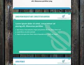 Nro 9 kilpailuun Leaflet for consultant agency käyttäjältä Prant0r