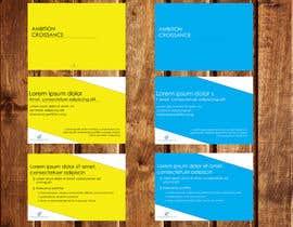 Nro 8 kilpailuun Leaflet for consultant agency käyttäjältä angelov364