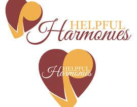 #28 for Design a Logo for Helpful Harmonies af J0HN82