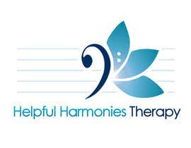 #16 para Design a Logo for Helpful Harmonies por DanielDesign2810