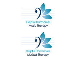 #27 para Design a Logo for Helpful Harmonies por DanielDesign2810