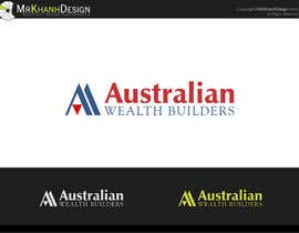 nº 4 pour Design a Logo for Australian Wealth Builders par MrKhanhDesign