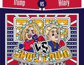 Nro 15 kilpailuun Political Coloring Book Cover käyttäjältä Anniecastell
