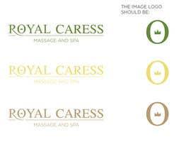 adrizing tarafından Logo design for Royal Caress Massage and Spa için no 1