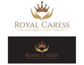 hingrajiyajevin1 tarafından Logo design for Royal Caress Massage and Spa için no 18