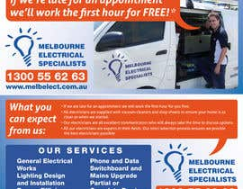 #27 para Graphic Design for Melbourne Electrical Specialists por hoch2wo