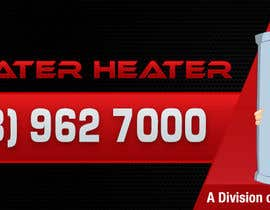 #31 for Design a Banner for KC Water Heater by cucgachvn