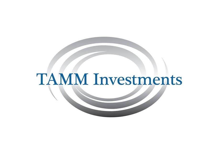 #217 for Design a Logo for TAMM Investments by Shagrath13