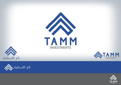 #338 for Design a Logo for TAMM Investments by Clarify