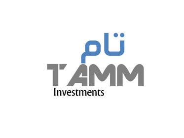 #5 for Design a Logo for TAMM Investments by samanna