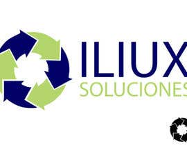 #48 for Redesign a logo for Iliux by thadanny