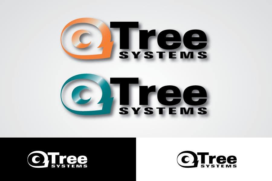 Bài tham dự cuộc thi #                                        519                                      cho                                         Logo Design for QTree Systems