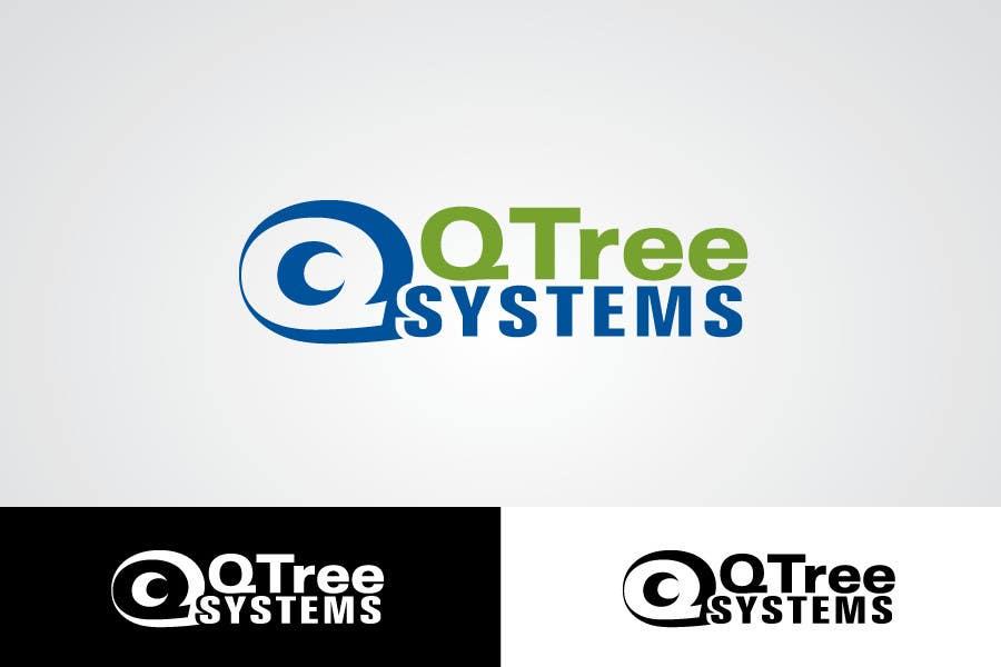 Bài tham dự cuộc thi #                                        648                                      cho                                         Logo Design for QTree Systems