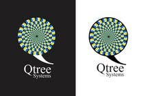 Graphic Design Entri Peraduan #622 for Logo Design for QTree Systems