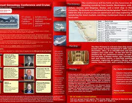 #2 para Brochure Design for Annual Conference and Cruise por amrosayed