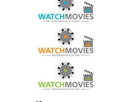 #41 for Design a Logo for watchmoviesja.com af Asifrbraj