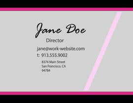 #27 for Design some Business Cards for my business running bachelorette parties af Fidelism