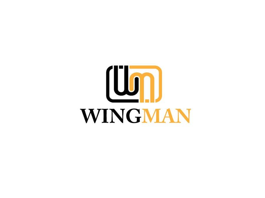 Penyertaan Peraduan #165 untuk Design a Logo for Wingman