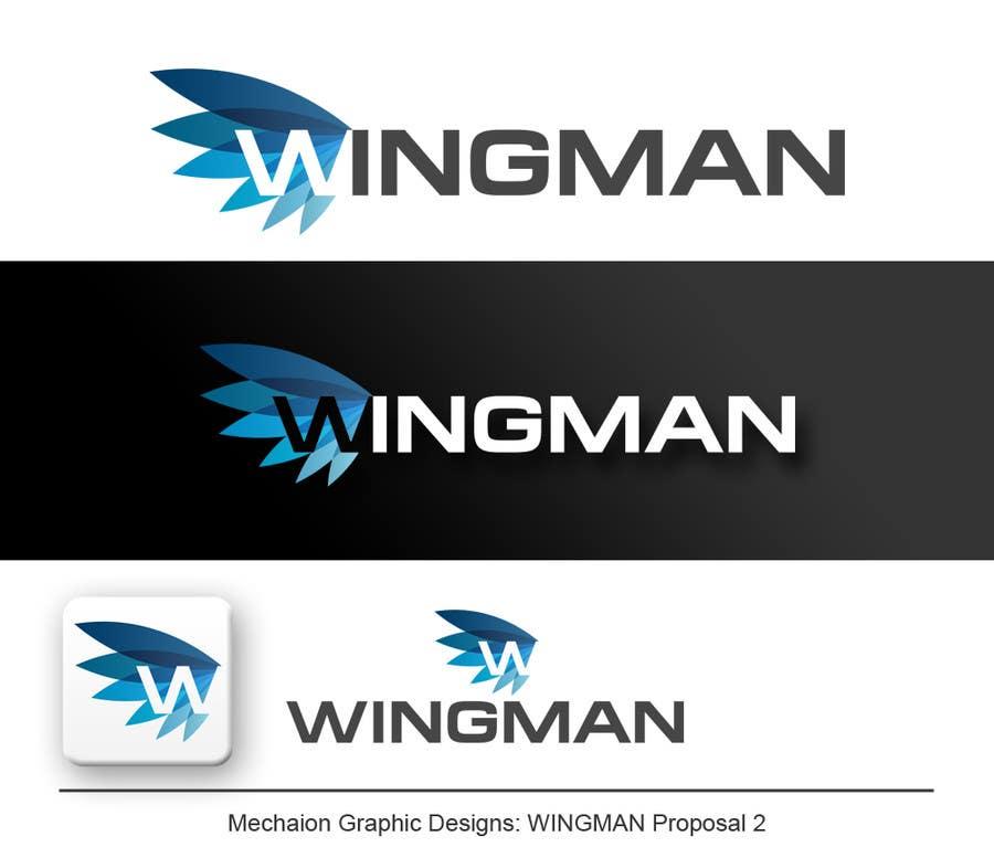 Penyertaan Peraduan #109 untuk Design a Logo for Wingman