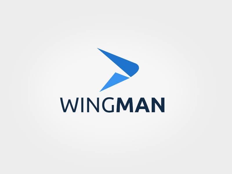 Penyertaan Peraduan #177 untuk Design a Logo for Wingman