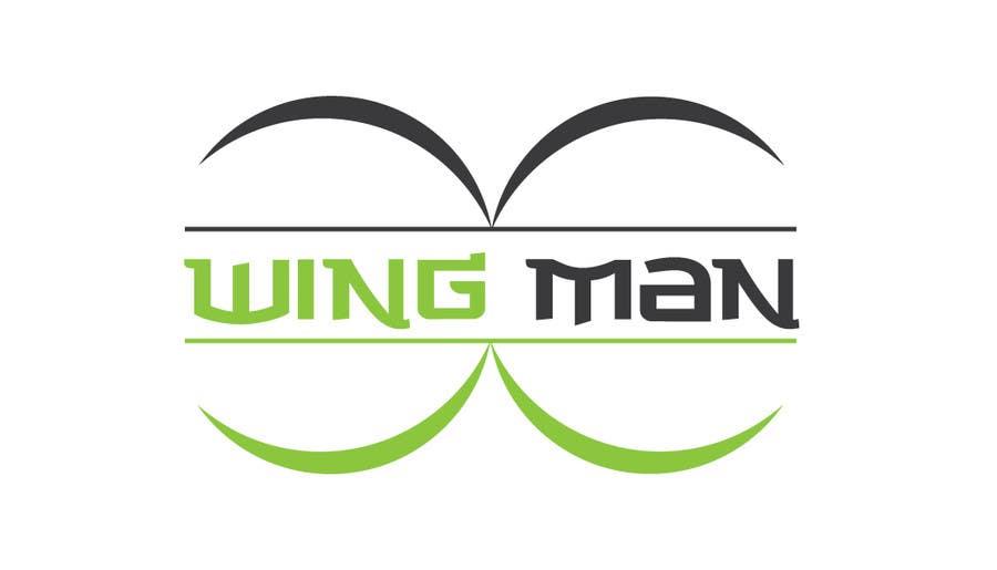 Penyertaan Peraduan #119 untuk Design a Logo for Wingman