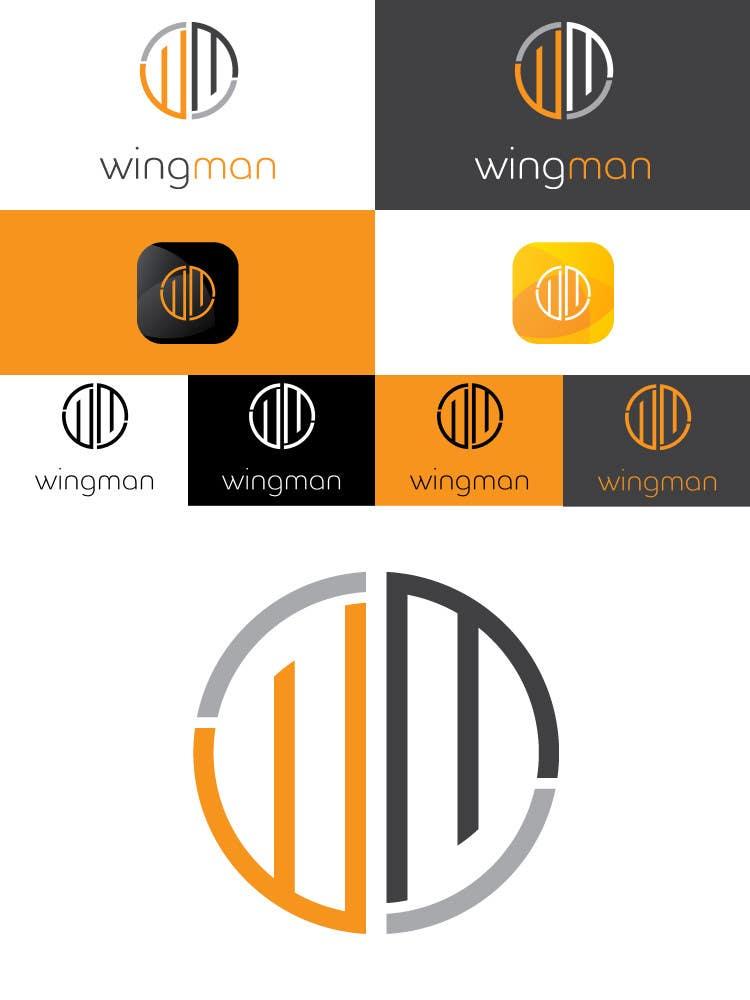 Penyertaan Peraduan #127 untuk Design a Logo for Wingman