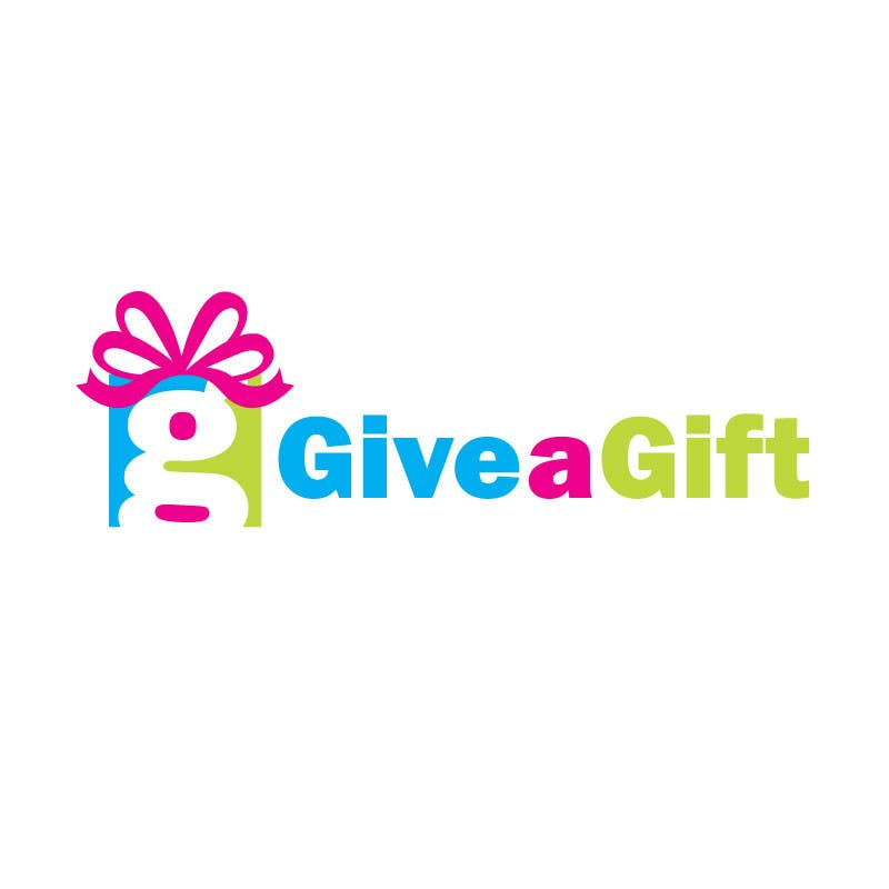 Entry #54 by sahanachand for Logo Design for Give a Gift | Freelancer