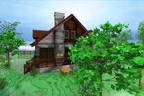 Contest Entry #2 for Riverfront Residence Render