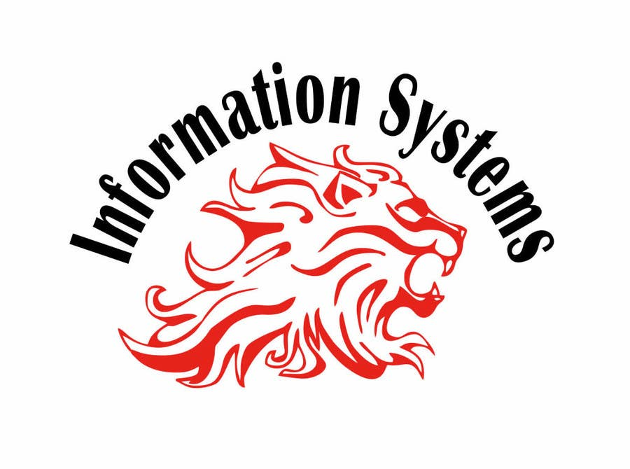 "Proposition n°11 du concours Design a Logo for ""Information Systems"" chair"