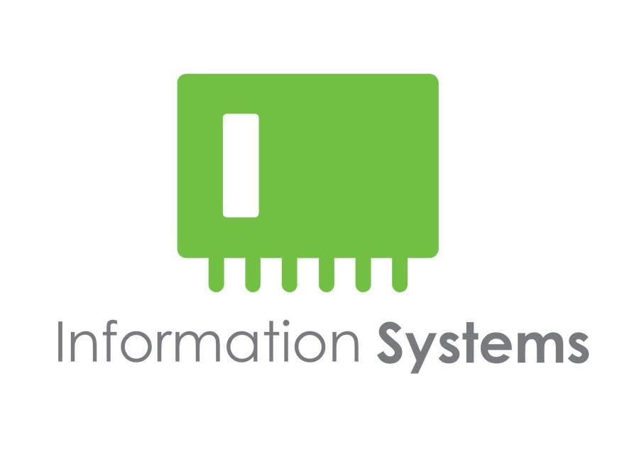 "Bài tham dự cuộc thi #                                        2                                      cho                                         Design a Logo for ""Information Systems"" chair"