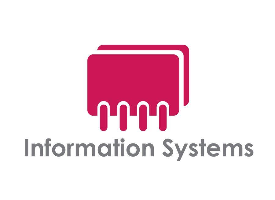 "Bài tham dự cuộc thi #                                        3                                      cho                                         Design a Logo for ""Information Systems"" chair"