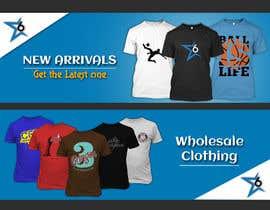 mohosinmiah0122 tarafından Design 2 Banner for Clothing store için no 5
