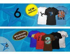 Nro 20 kilpailuun Design 2 Banner for Clothing store käyttäjältä mohosinmiah0122