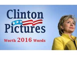 jtbird tarafından Hillary Clinton Photoshop - http://clinton.pictures için no 6