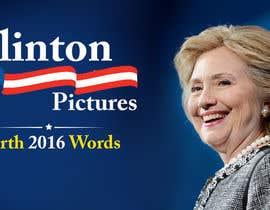 DEZIGNWAY tarafından Hillary Clinton Photoshop - http://clinton.pictures için no 17