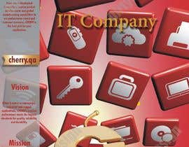 #26 para Brochure Design for Cherry Computers Co. W.L.L. por DirtyMiceDesign