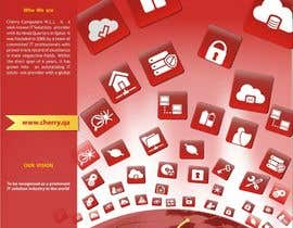 #53 para Brochure Design for Cherry Computers Co. W.L.L. por DYNAMICWINGS