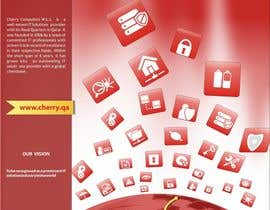 #35 pentru Brochure Design for Cherry Computers Co. W.L.L. de către DYNAMICWINGS