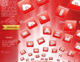 #32 para Brochure Design for Cherry Computers Co. W.L.L. por mfbdeip