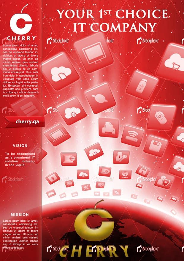 Bài tham dự cuộc thi #22 cho Brochure Design for Cherry Computers Co. W.L.L.
