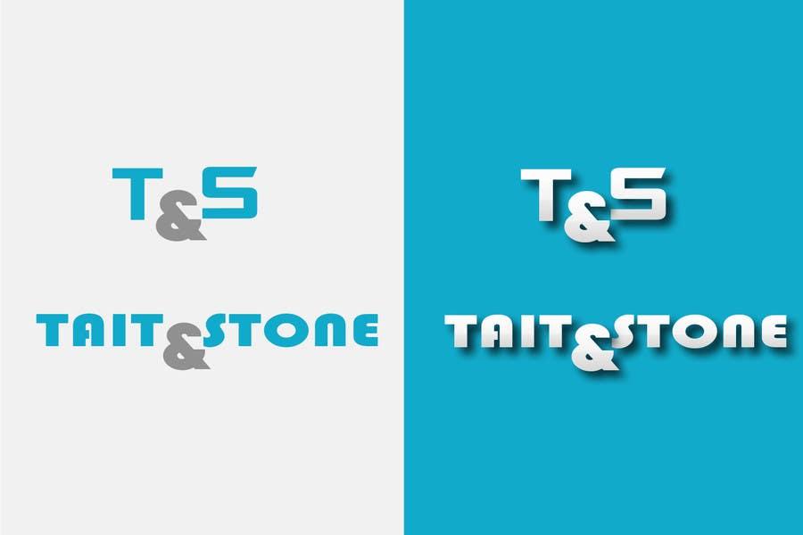 "Konkurrenceindlæg #259 for Design a Logo for ""Tait & Stone Ltd"""