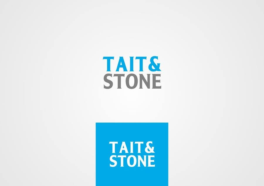 "#187 for Design a Logo for ""Tait & Stone Ltd"" by alkalifi"