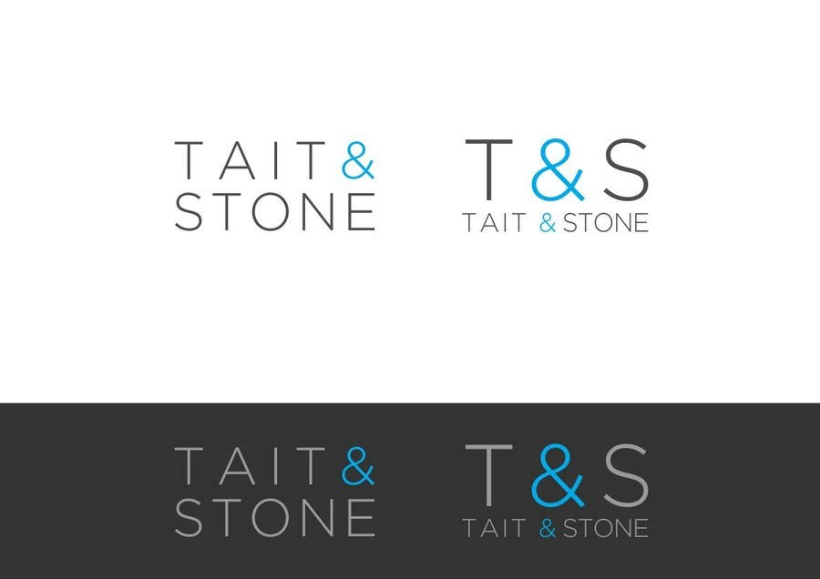 "#307 for Design a Logo for ""Tait & Stone Ltd"" by alkalifi"