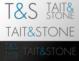 "#240 para Design a Logo for ""Tait & Stone Ltd"" por Mechaion"