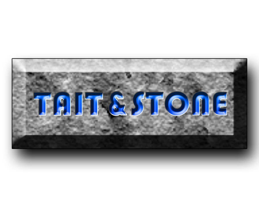 "Konkurrenceindlæg #77 for Design a Logo for ""Tait & Stone Ltd"""