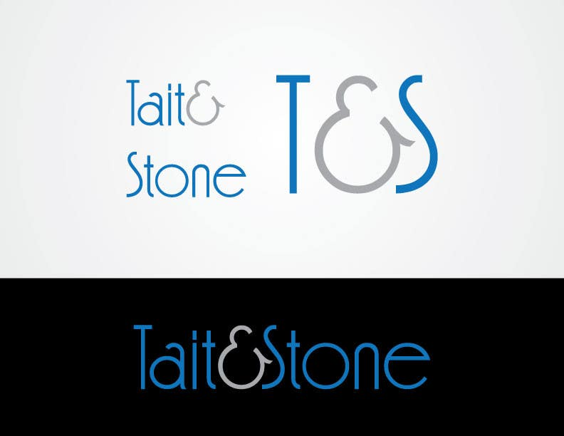 "Konkurrenceindlæg #63 for Design a Logo for ""Tait & Stone Ltd"""